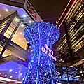 2016.12.10  耶誕街景(五)「新光三越台北信義新天地」潘朵拉星球耶誕樹