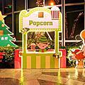 2016.12.10  耶誕街景(六)「台新銀行敦南分行《聖誕遊樂園》」