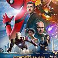 「蜘蛛人:返校日」電影海報與劇照
