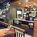 2018.02.02   Tino's Pizza Café 堤諾義式比薩(台北濟南店)