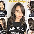 2018.07.19    AN Hair Design 染髮全套服務