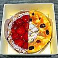 2018.09.23  橘村屋蛋糕 kitsumuraya統一時代百貨台北店
