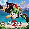 「憤怒鳥玩電影2:冰的啦」電影海報與劇照