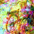 影像重疊創作029 --- 腳踏車風情畫(三)奏鳴曲