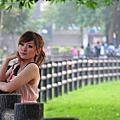 20110904 日中壢中正公園外拍精華