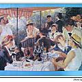 雷諾瓦:船上的午宴 1000&2000片