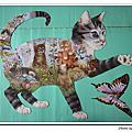 Sunsout:快樂小貓1000片