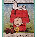 拼圖:Snoopy