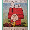 Buffalo Games 馬賽克小史&查理布朗1026片