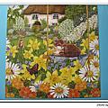 Otter House:Flower Garden1000片