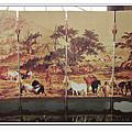 屏風系列<百駿圖>462片:遊憩