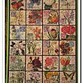 Ravensburger:Vintage Flora500片