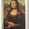 達文西:蒙娜麗莎的微笑 300片