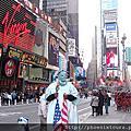 2012紐約百人跨年示意圖