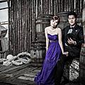 復古風@英式酒窖-台灣婚紗攝影推薦