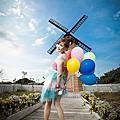 荷式風車:台灣婚紗攝影推薦