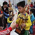 2011/Mar/12 台北市99學年度教育盃中小學競技韻律體操錦標賽