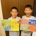 繪本班2011,6~8月作品