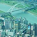 台北101觀景台空拍