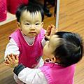 2010.11.22 愛照鏡子+愛吃柳丁