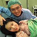 2009-12-28子桐誕生
