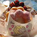 ME好生活@0329 和高中同學見面 ~可愛的mister donut