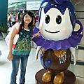 2010/08/21 巧克力展  啪兔