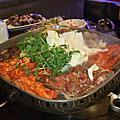 2009/2/22 韓式銅盤烤肉 in 火樹銀花