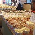 南寮魚港-綠色隧道海鮮餐廳