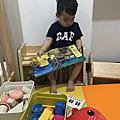 MesaSilla木頭兒童桌椅 & 書櫃傢俱