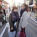 102東京遇雪遊