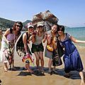 2010員工旅遊在火熱七月