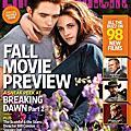 *【雜誌】《破曉2》2012 Entertainment Weekly 周刊