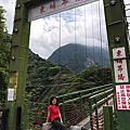 109/4/27彩虹瀑布&胡亂晃