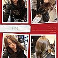 FIN HAIR 2月