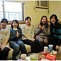 【臺中】2012姐妹春酒會in Mr.Ciao+home