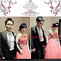 Sinrong❤結婚晚宴新娘秘書❤比佛利時尚婚紗