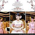 舒雅❤結婚晚宴新娘秘書❤巴黎春天婚紗攝影