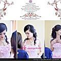 紋慧❤結婚午宴新娘秘書❤高雄法頌麗緻婚紗