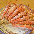 黃金海岸鮮蝦料理