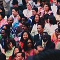 美國公民面試和宣誓典禮