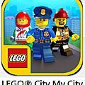【iOS】LEGO® City My City