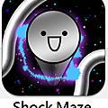 【iOS】イライラ棒 Shock Maze