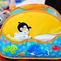 Fisher-Price 寶寶清潔尿布用品收納袋
