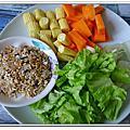 20120327【8M19D】副食品-小白菜玉米筍紅蘿蔔五榖粥
