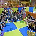 20121025【台中】全職媽媽遛小孩-棒恰恰親子歡樂餐廳