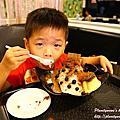 20150916【全職媽媽遛小孩-165】K5樂活冰品餐飲館 雪花冰製作體驗營