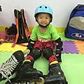 20160109【全職媽媽遛小孩-191】兒童直排輪體驗 IN  BEE - iit LOHAS CLUB