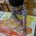 《育兒分享》新新1Y10M-3Y5M 親子塗鴉美術課分享