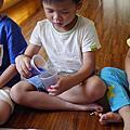 20150717【小書蟲PG】-雅惠(彩色點點、球球和哥哥、恐怖的頭髮、顏色變變變、清涼小魔術)